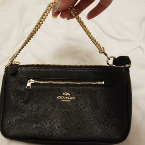 Coach small bag.